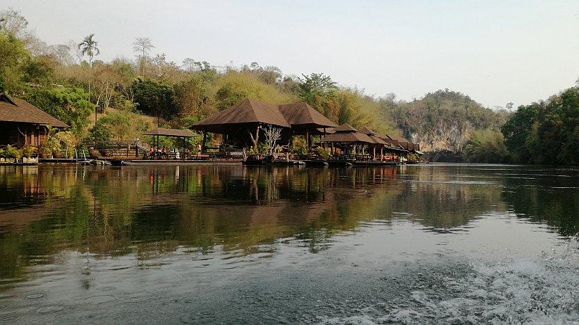 Thajsko 2017 Kwai